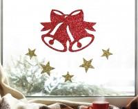 Weihnachtsglocken (6er Set)