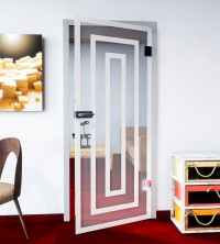 Glasdekor für Türen, Impuls