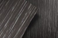 silber-gebürstetes Holz