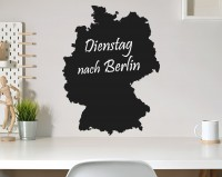 Tafelfolie, Deutschland