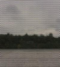 Dekorfolie, schwarze Punkte