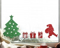 Weihnachtsmann (5er Set)