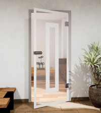Glasdekor für Türen, Zero