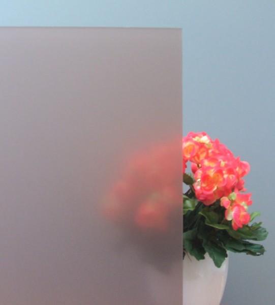 Sichtschutzfolie, bronze matt
