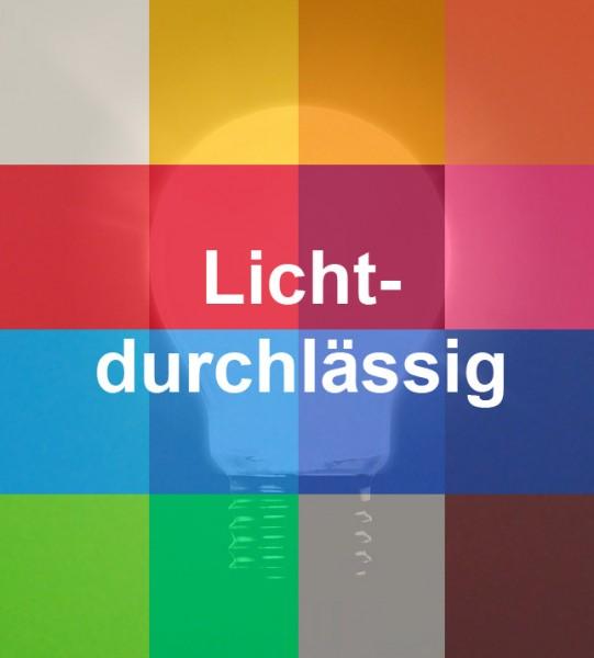 Lichtdurchlässige Farbfolie