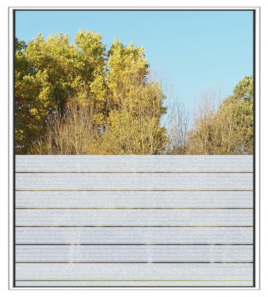 Adhäsionsfolie, Streifendesign 65 mm (geprägt)