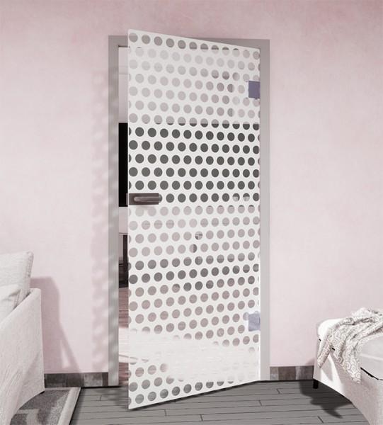 Glasdekor für Türen, Mesh