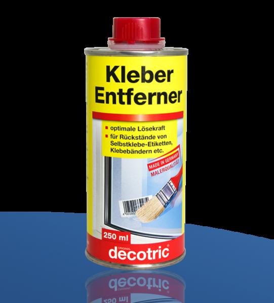 Kleber-Entferner