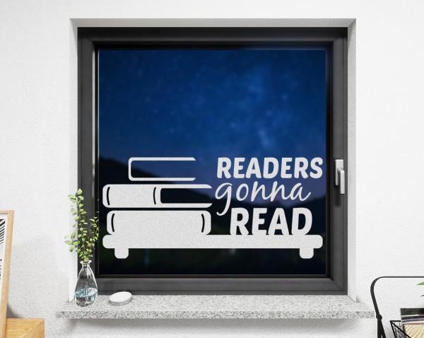 Fenstertattoo, Readers