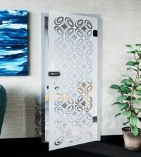 Glasdekor für Türen, Hypnose