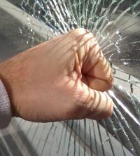 Splitterschutzfolie, 120 µm, klar durchsichtig