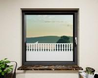 Glasdekor für Fenster, Veranda