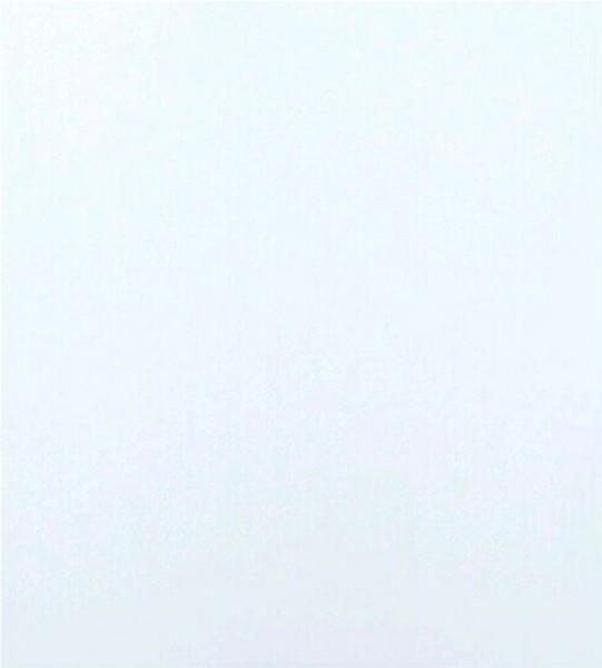 Sandstrahlfolie, weiß, 80 µm