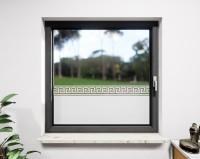 Glasdekor für Fenster, Griechische Ornamente
