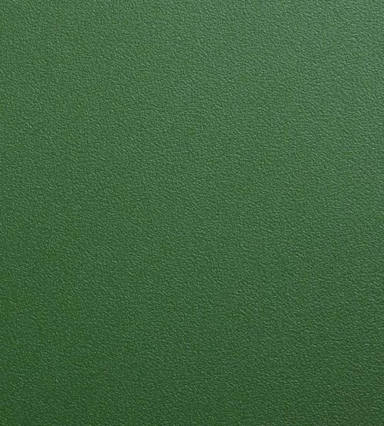 Samt dunkelgrün gekörnt